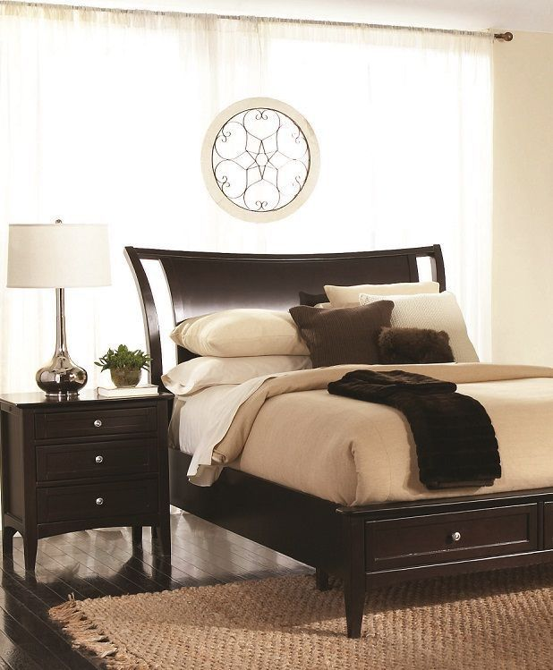 Design Dilemma Can I Put A Bed In Front Of A Window King Storage Bed Furniture Home