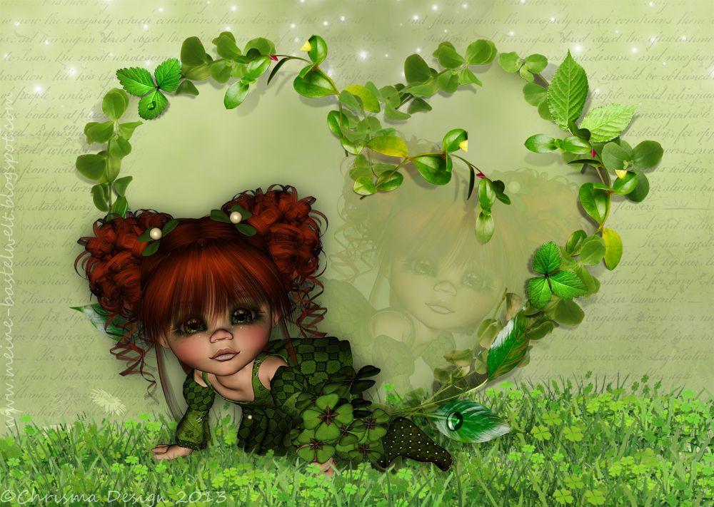 Meine Bastelwelt : Irish Luck (1000×711)