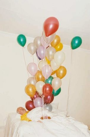 Juergen Teller Juergen Teller Institute Of Contemporary Art Balloons Tumblr