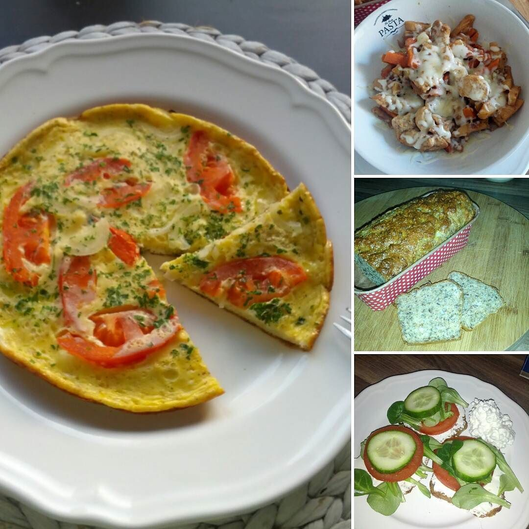 LcChallenge 8/30  Omelette // Hühnchen-Sellerie-Pfanne // Chia-Cheese- Brot // Veggies  #lcchallenge#lowcarb#food#lecker#healthy#Omelette#hühnchenselleriepfanne#chiacheese#bred#veggies#gettingfit#weightloss#projectfitmommy#nga#letsgo by elen.ba