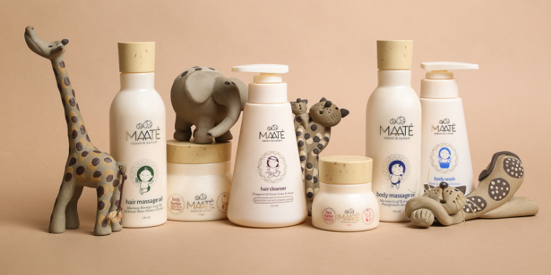With Maate Priyanka Raina Brings An All Natural Approach To Baby Care In 2020 Baby Care Natural Baby Baby Skin Care