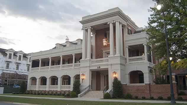 The 10 Best Sorority Houses In America Fall 2015 With Images