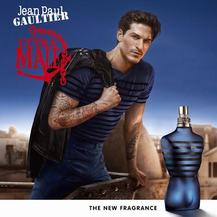 Jean paul gaultier parfum femme pub