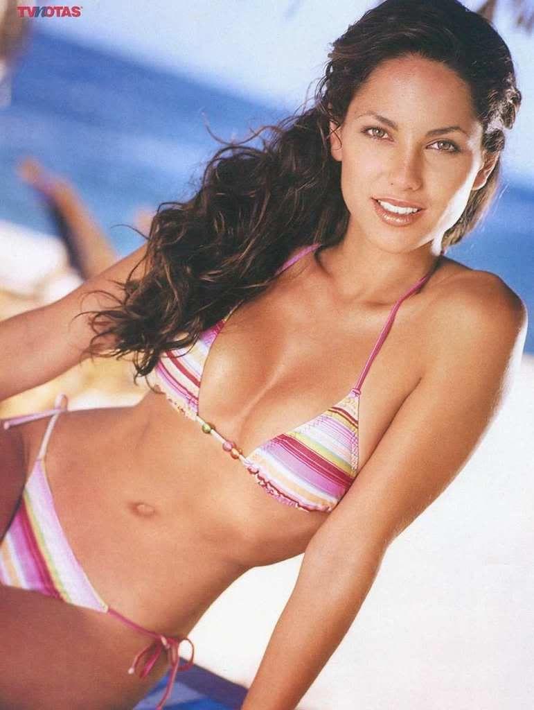 bikini image of barbara mori | Fotos de Barbara Mori | FotosyFutbol