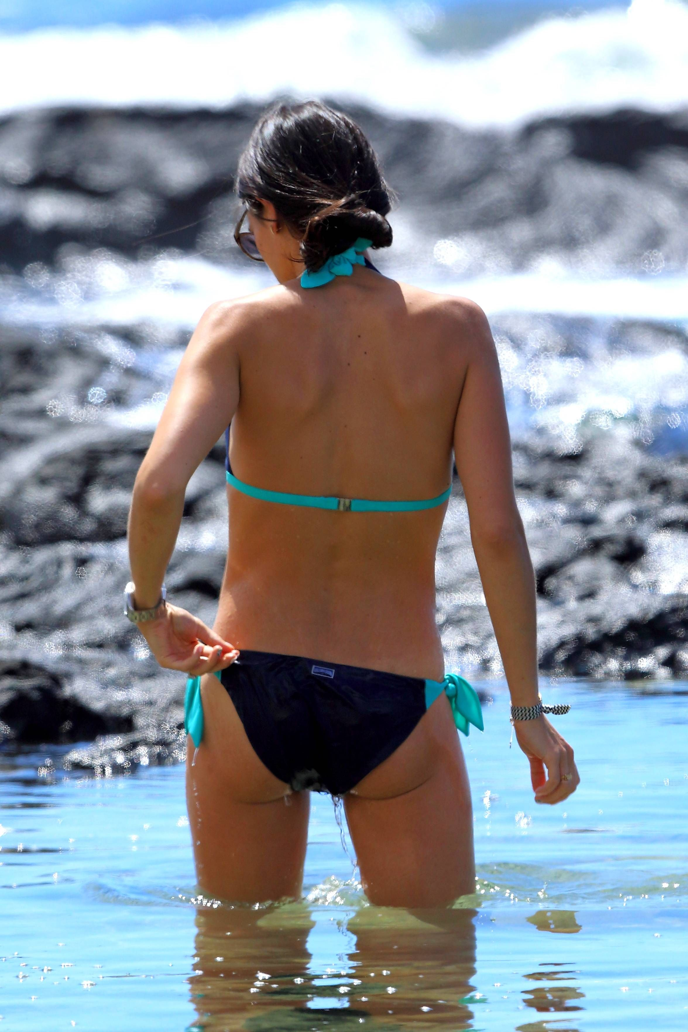 from Kamron jordana brewster hot naked ass
