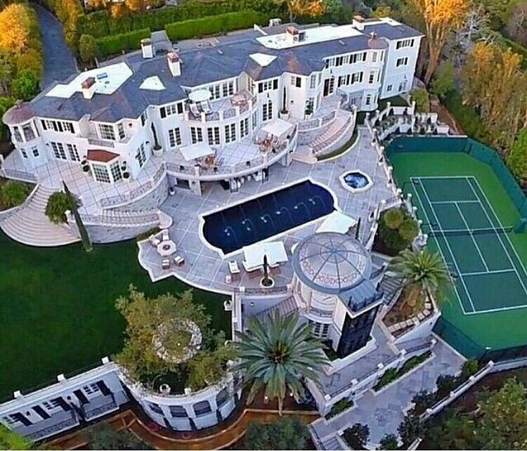 An Amazing Mansion Luxury Homes Dream Houses Mansions Dream Mansion