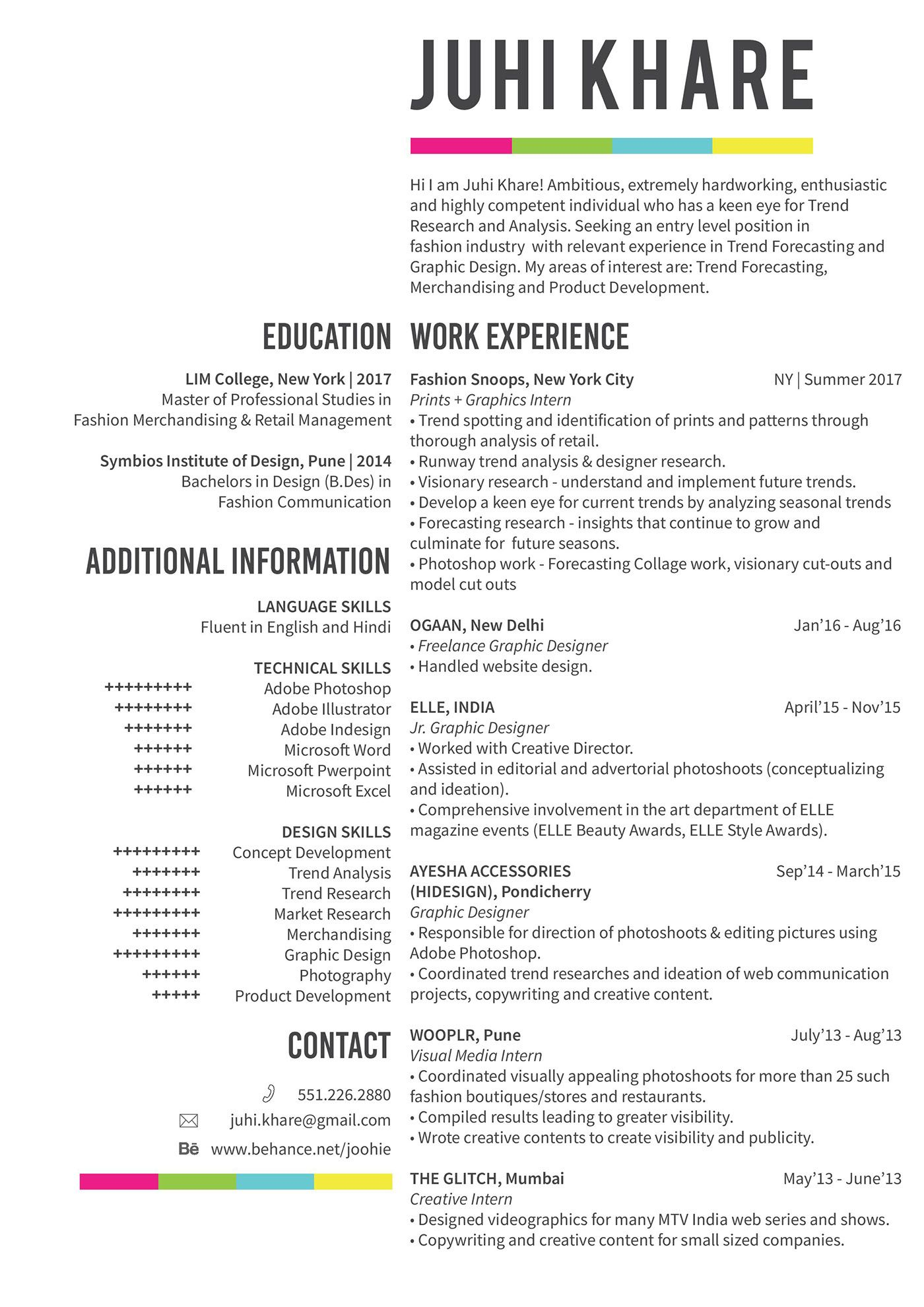 digginga this simple  clean resume design  for more resume design inspirations click here