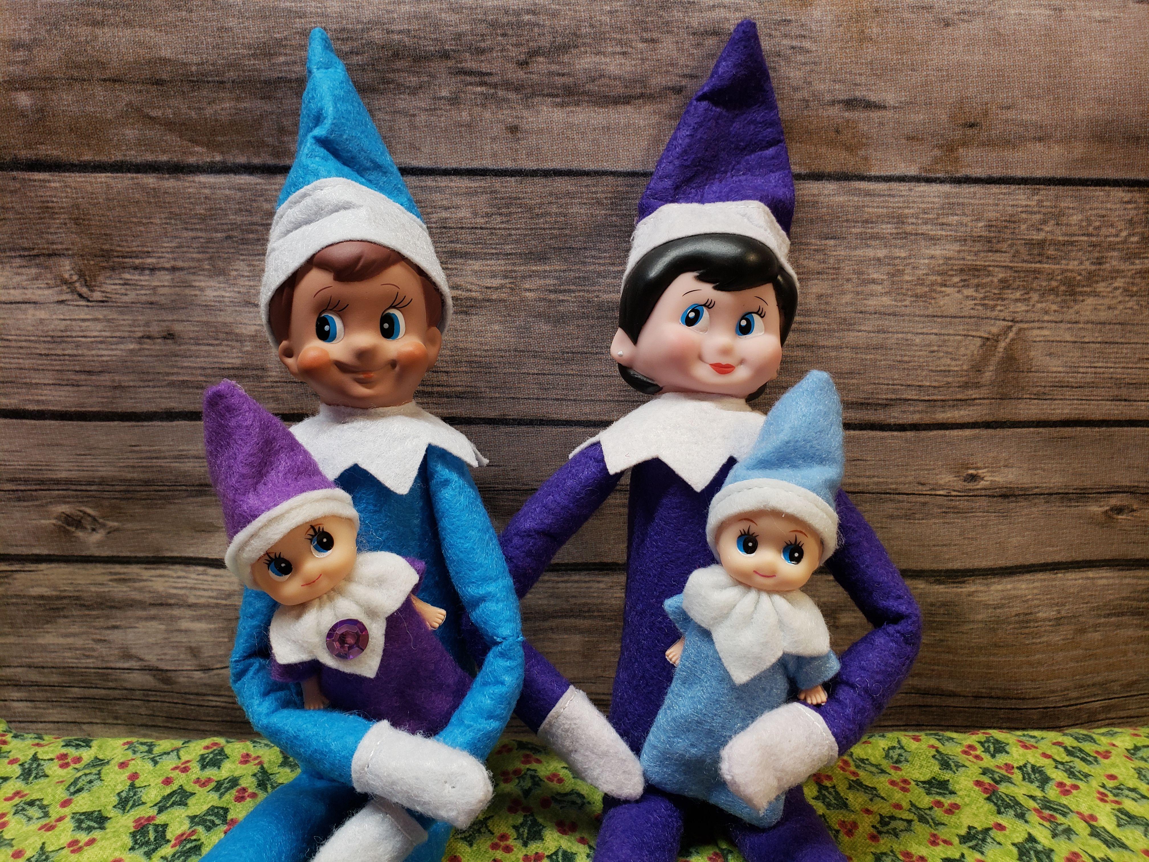 Elf Babies Elf Props Elf Kit Christmas Elf