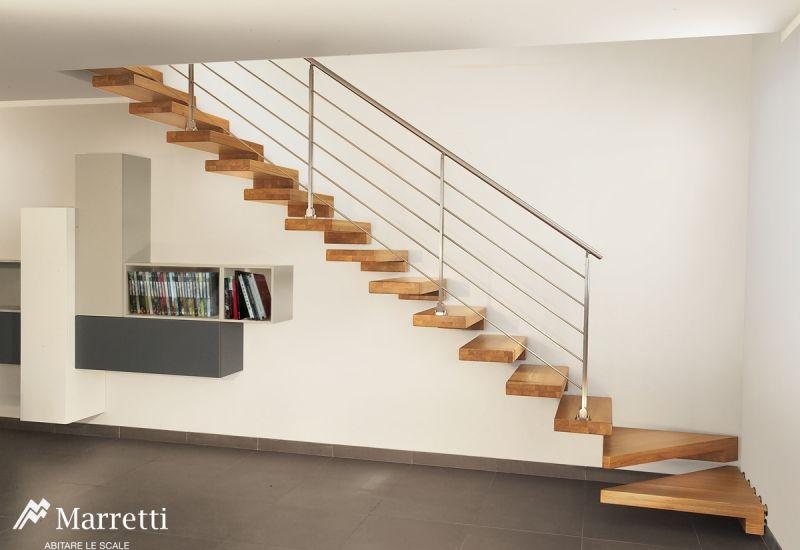 Escaleras de Diseño Marretti Timberplan Scale Pinterest - diseo de escaleras interiores
