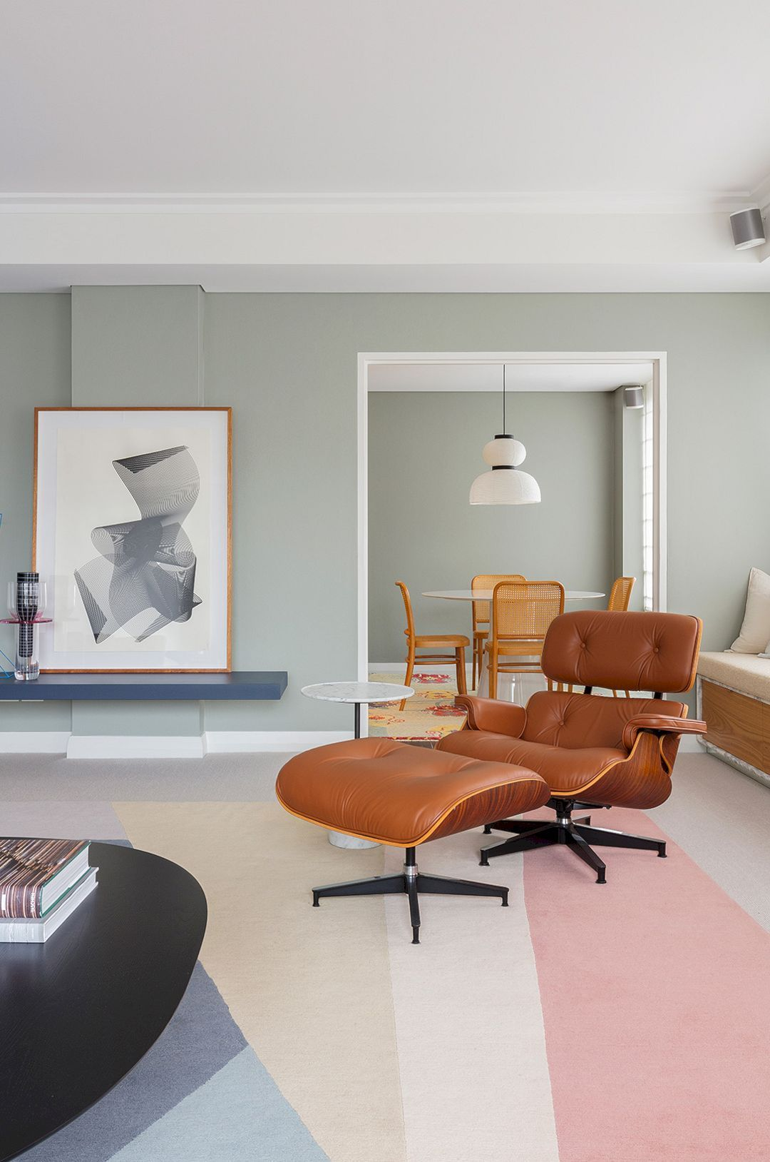 Light Filled Contemporary Living Rooms: Pyrmont Apartment: Light Filled Apartment With