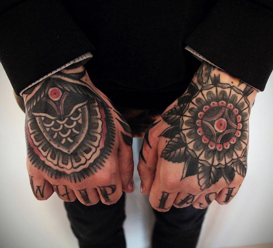Sergey Vaskevich Healed Hand Tattoo Tattoos Hand Tattoo