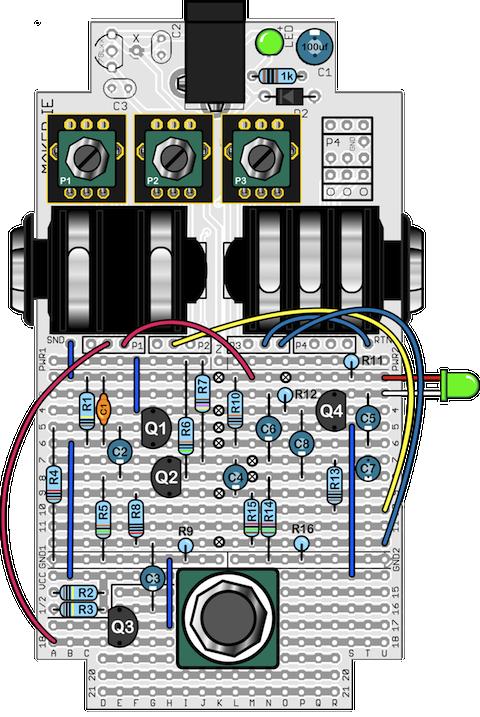 mylk [][][] - B.I.Y Guitar pedal PCB's #guitarpedals mylk [][][] - B.I.Y Guitar pedal PCB's #guitarpedals