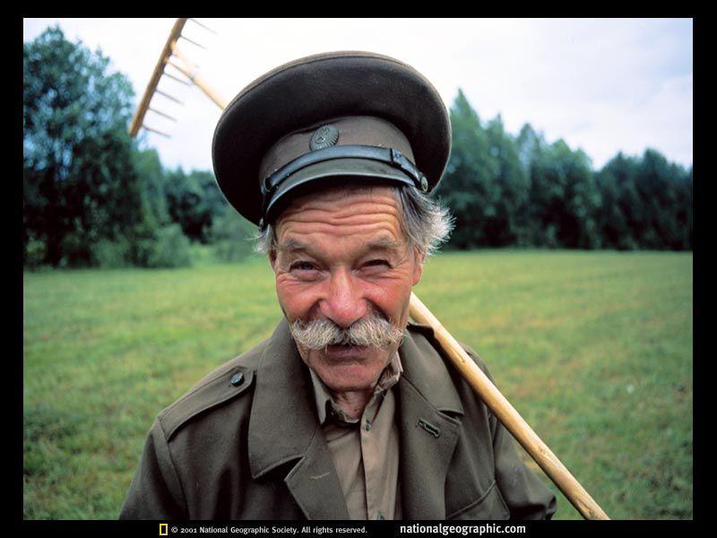 Manly man · Russian Farmer