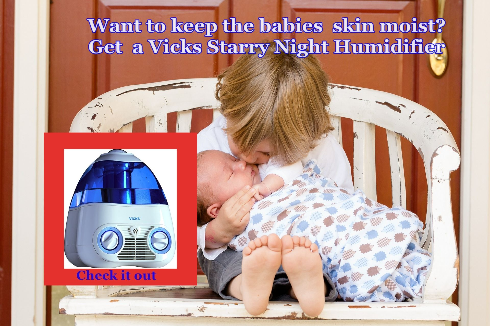 Explore air humidifiers for babies |