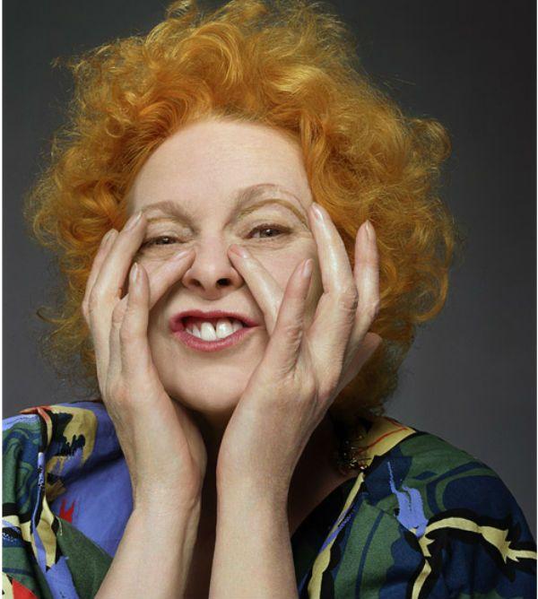 Best Of British Fashion Designers Vivienne Westwood Portrait Westwood