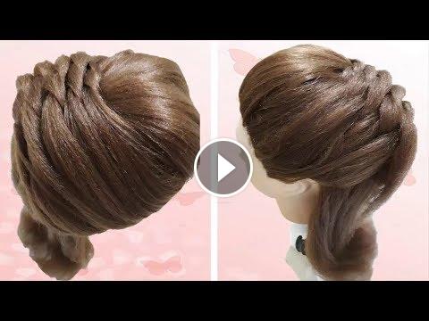 Hermosos E Increibles Peinados Tutorial 2018 Beautiful Hairstyles