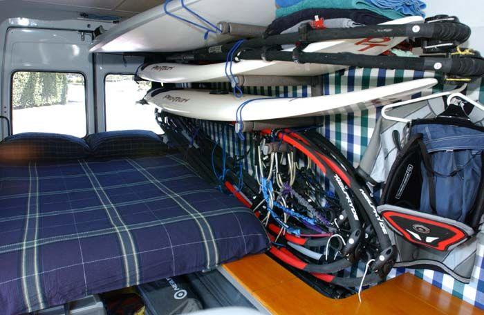 Bed/Platform Setup - Sprinter-Forum | Camper | Platform bed