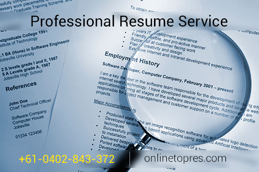 Create A Professional Resume | Do You Need Help With Your Resume? If So,