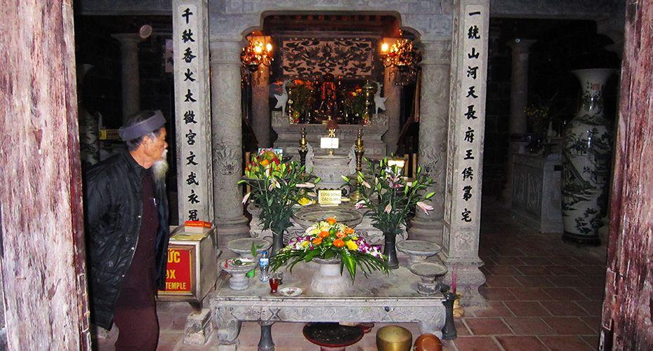 Thai Vi Palace in Tam Coc, Ninh Binh. #tamcoc #ninhbinh #travel #tourist #palace #wander