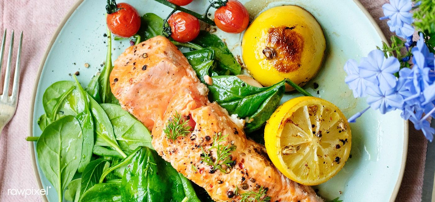 Download Premium Image Of Grilled Salmon Food Photography Recipe Idea Salmon Recipes Food Photography Healthy Soup Recipes