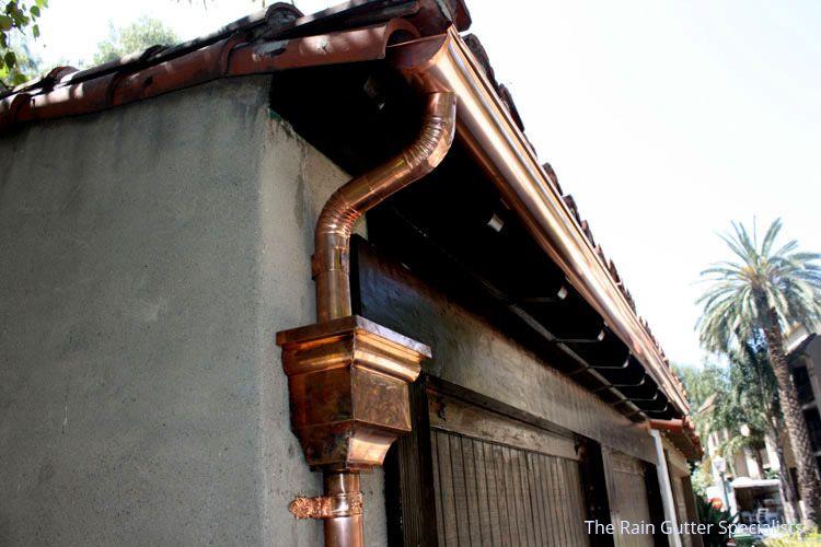 Pin By Vxzyc On Copper Rain Gutters Copper Gutters Rain Gutters Gutters