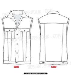 fashion design templates vector illustrations and clip artsdenim