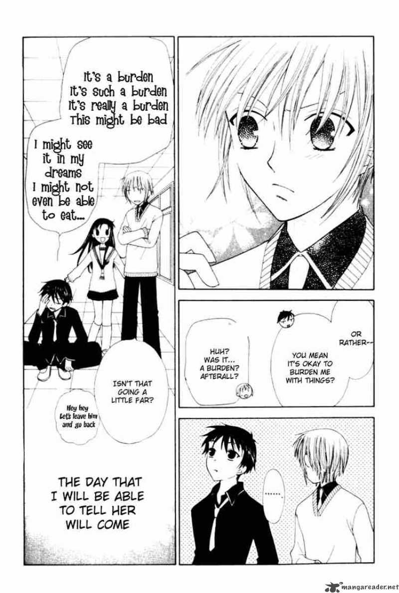 Fruits Basket 86 Page 19 Fruits basket manga, Fruits