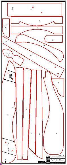 Tavoli Da Giardino Dwg.Adirondack Chair Plans Dwg Files For Cnc Machines Sedie