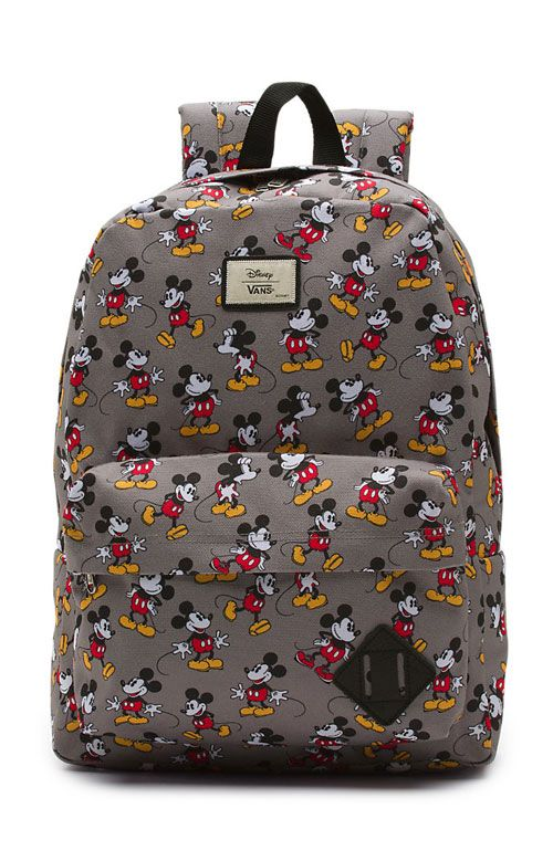 MLTD VANS X Disney Old Skool II Backpack - Mickey Mouse d63a0210055