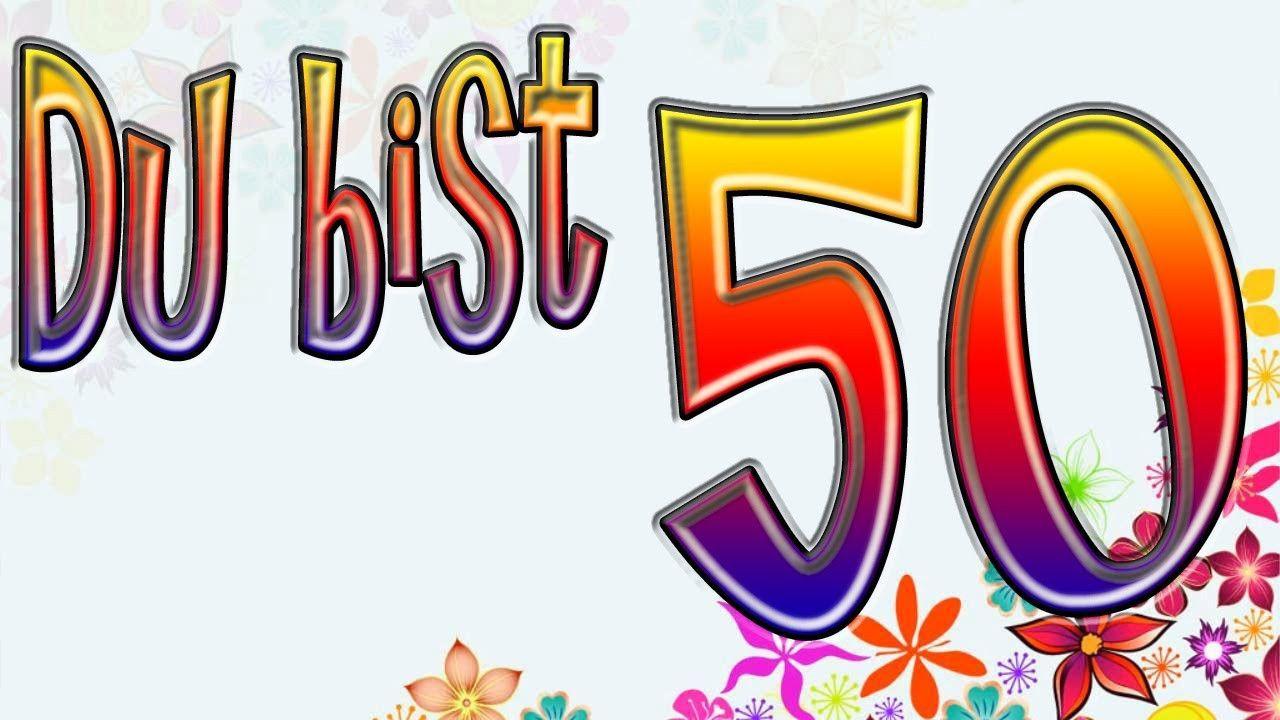 Geburtstagswunsche Zum 50ten New 50 Geburtstag Lustig 50