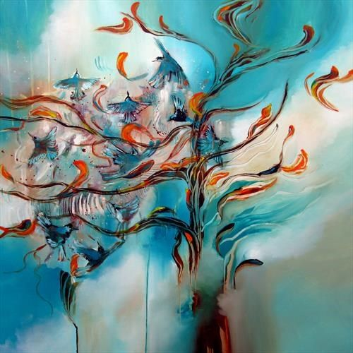Flying The Branches by Alison Johnson