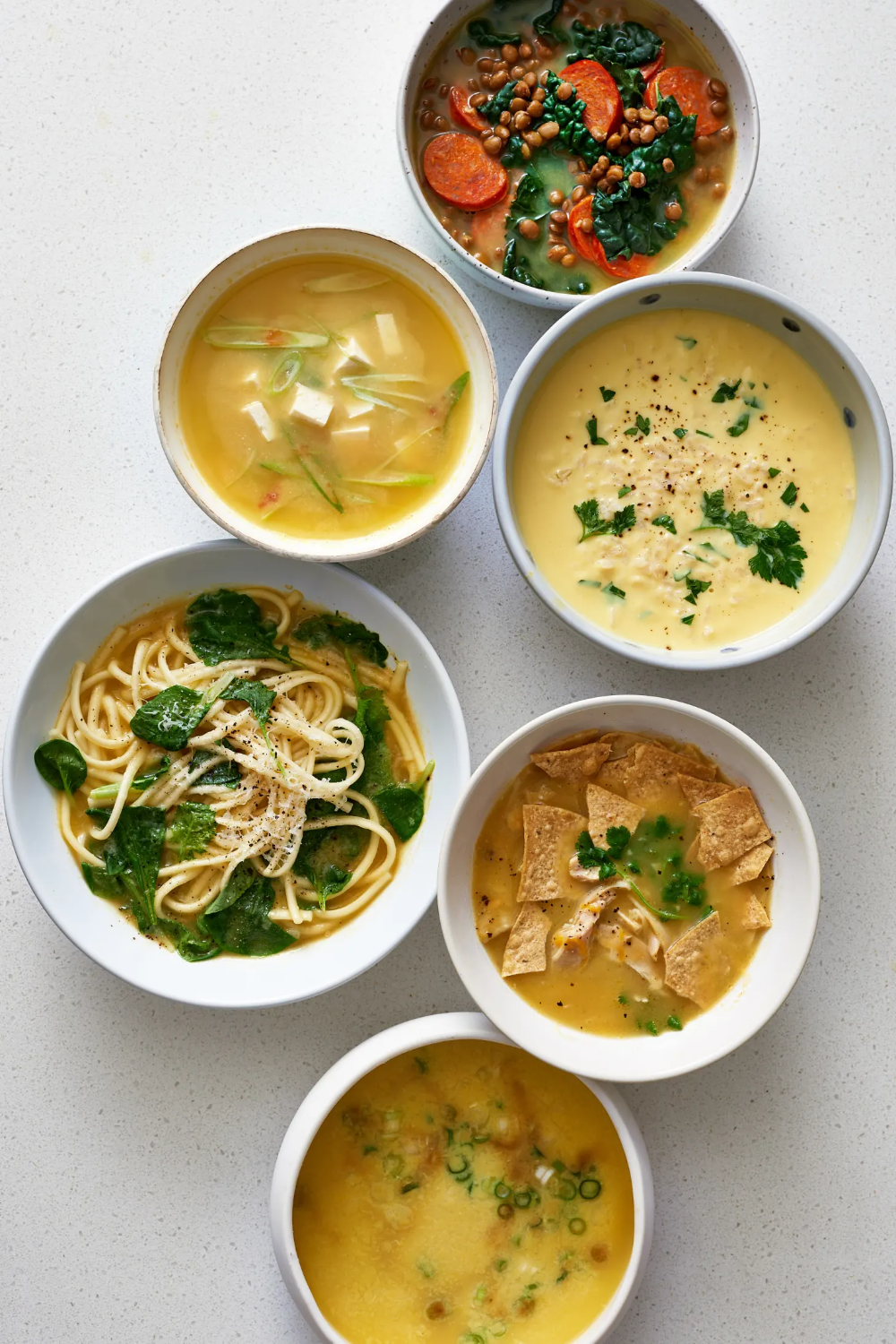 6 Quick Easy Ways To Turn Chicken Broth Into Dinner In 2020 Chicken Broth Recipes Quick Soup Broth Recipes