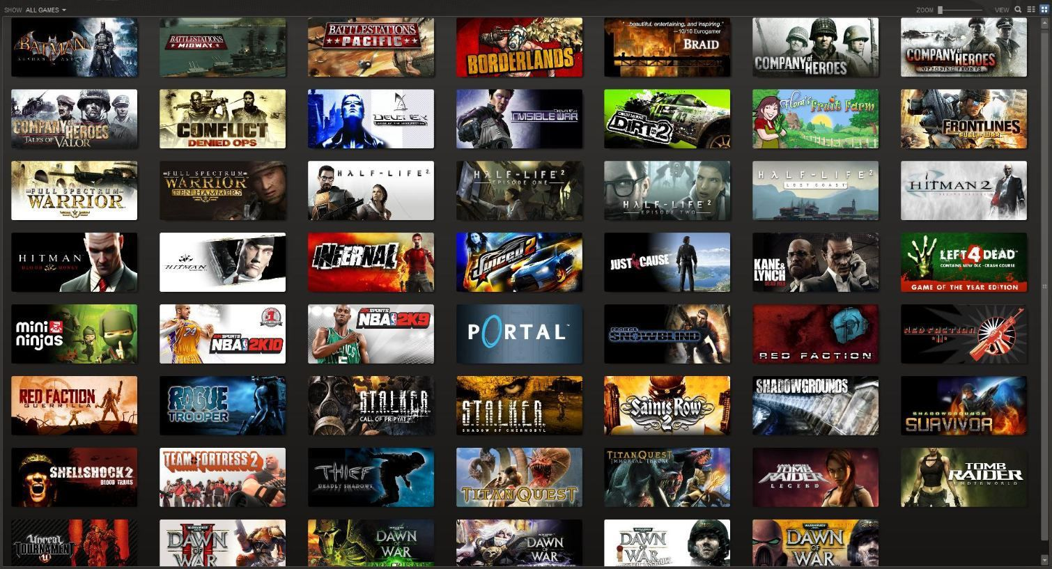 Valve Is Giving Away All Their Current & Future Games To