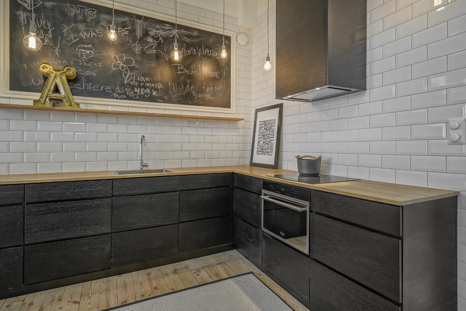 Laadukas keittiö