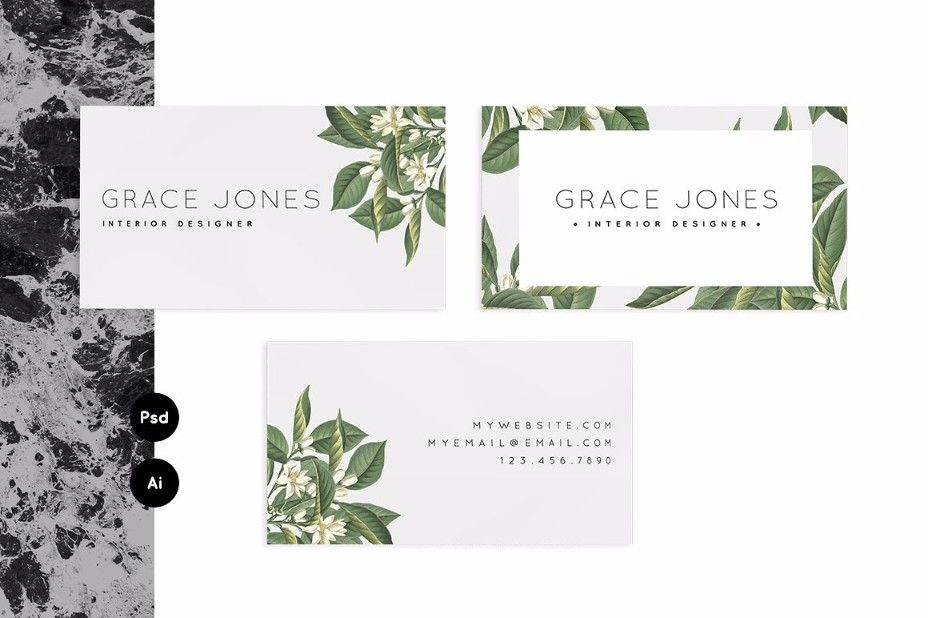 30 beautiful floral business card templates psdwordpdfai 30 beautiful floral business card templates psdwordpdfai accmission Choice Image