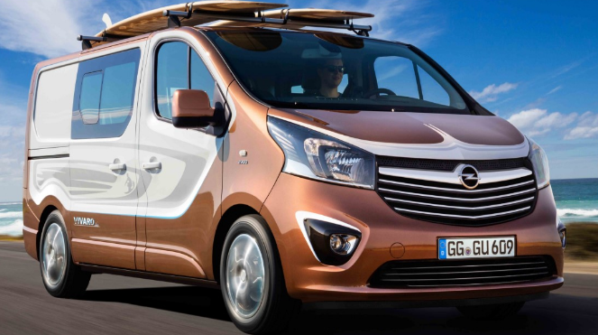 2018 Opel Vivaro Sport Release Date Rumors Specs Price
