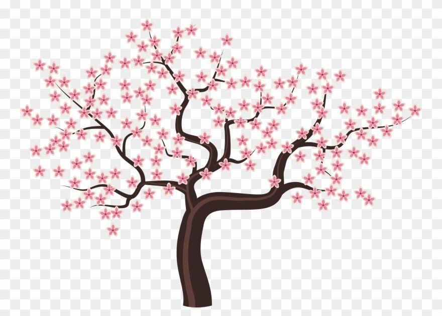 Keren 30 Gambar Pohon Bunga Sakura Kartun Tree Bunga Sakura No Background Clipart 1228 Pinclipart Download 1 Pc Kartun Bun Bunga Sakura Gambar Bunga Bunga