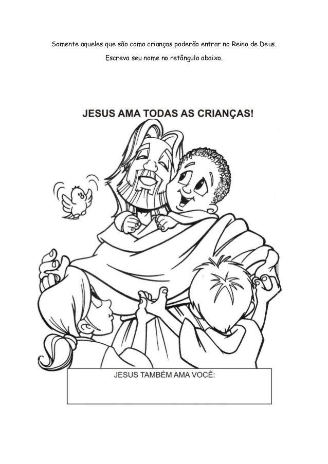 Historias Da Biblia E Atividades Para Criancas Criancas Para