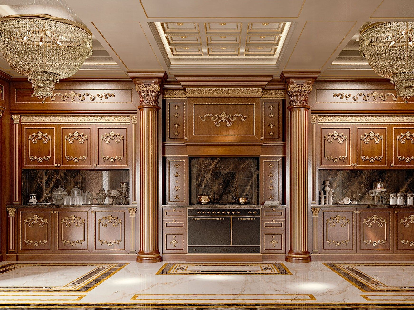 KING Kitchen Collection By Modenese Gastone Group Design Modenese Gastone