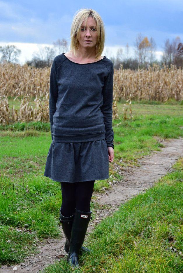 SISTERS KLEIDER SET SOUL GRAPHITE - Kleider - Mode - Mit