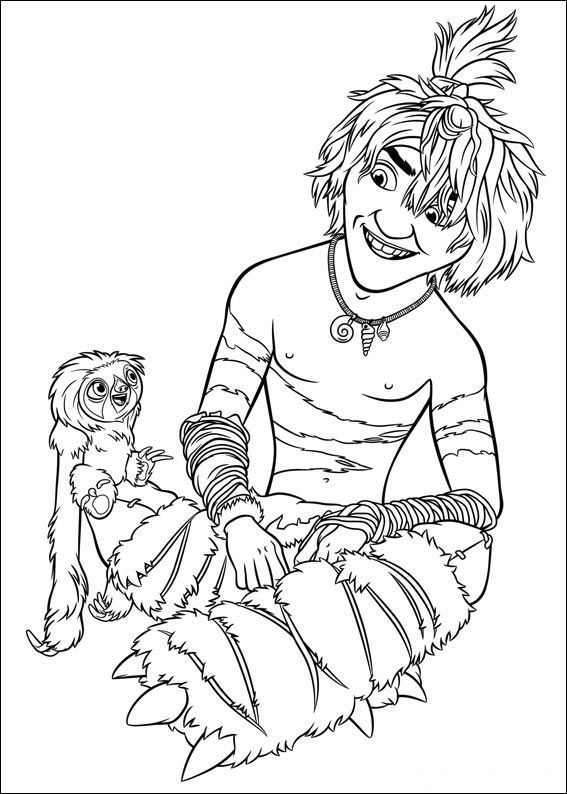Croods Coloring Pages 10 Zoo Coloring Pages Cute Coloring Pages Coloring Pictures