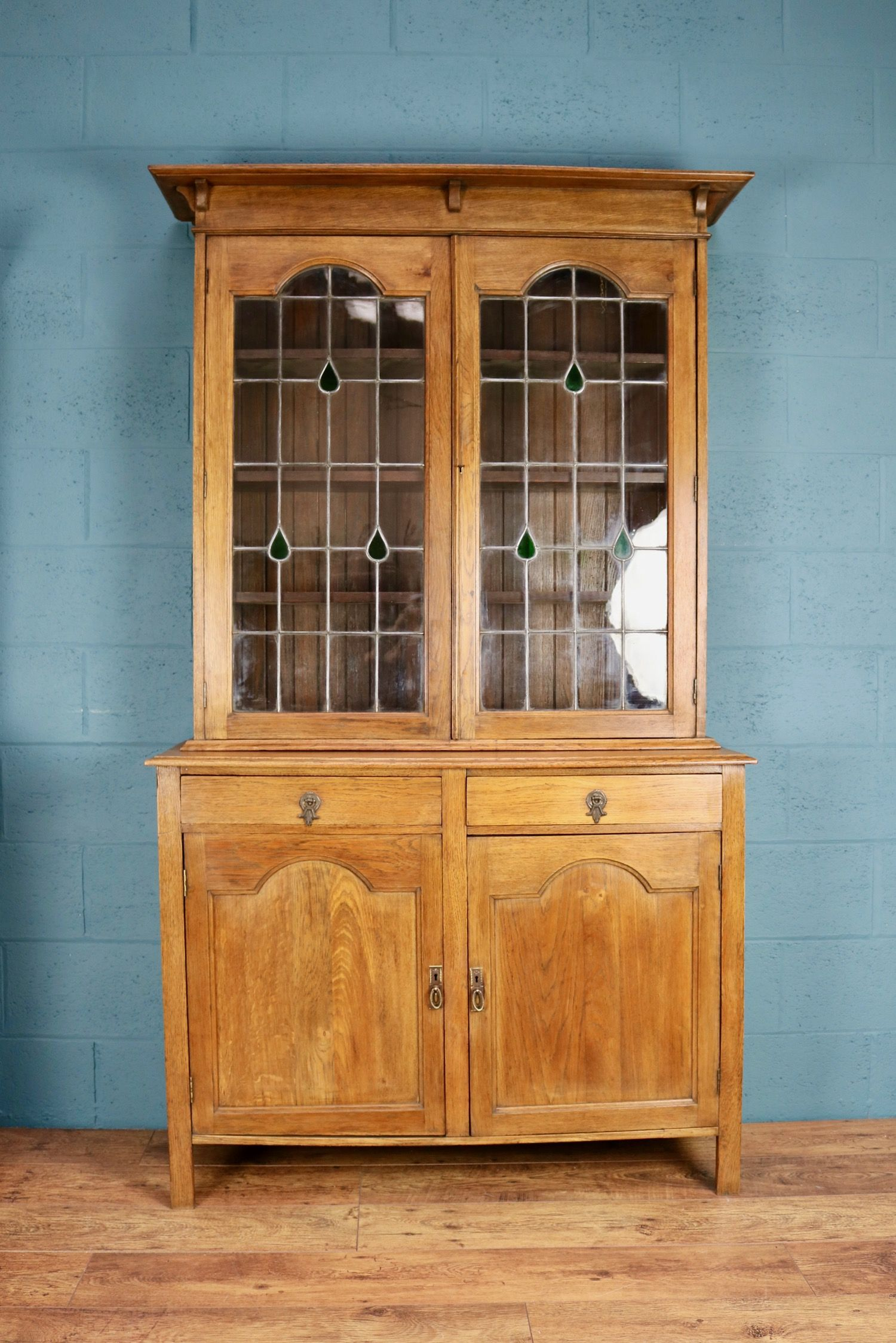 Oak Glazed Bookcase I Https Www Walcotandco Co Uk Cabinets And Storage A C