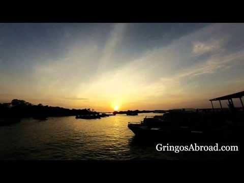 Galapagos Sunrise Timelapse: Dock on Isabela Island   GringosAbroad
