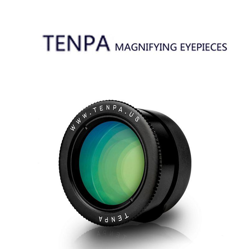 Tenpa 1.22x Camera Rectangular Slide Magnifying Eyepiece Viewfinder ...