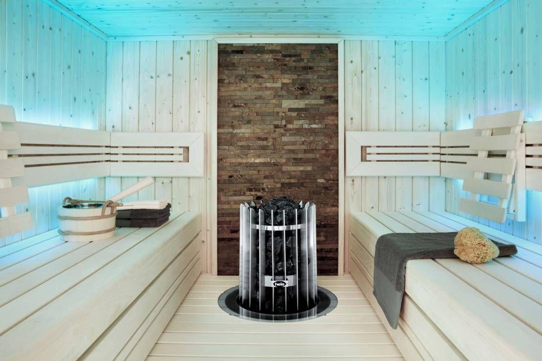 Mal ordentlich Dampf ablassen! Mit dem richtigen Saunaofen für zuhause