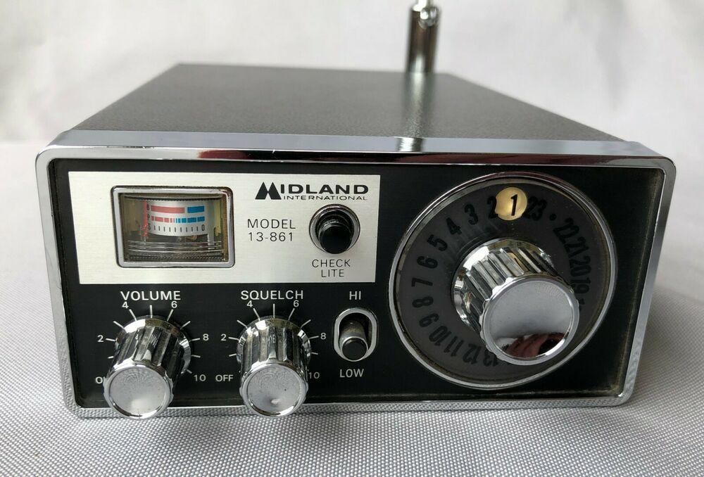 CB Radio Receiver Mod.