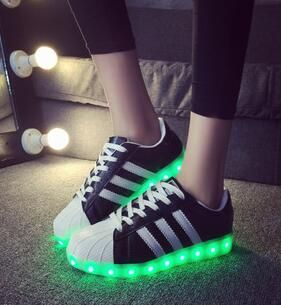 adidas chaussures led