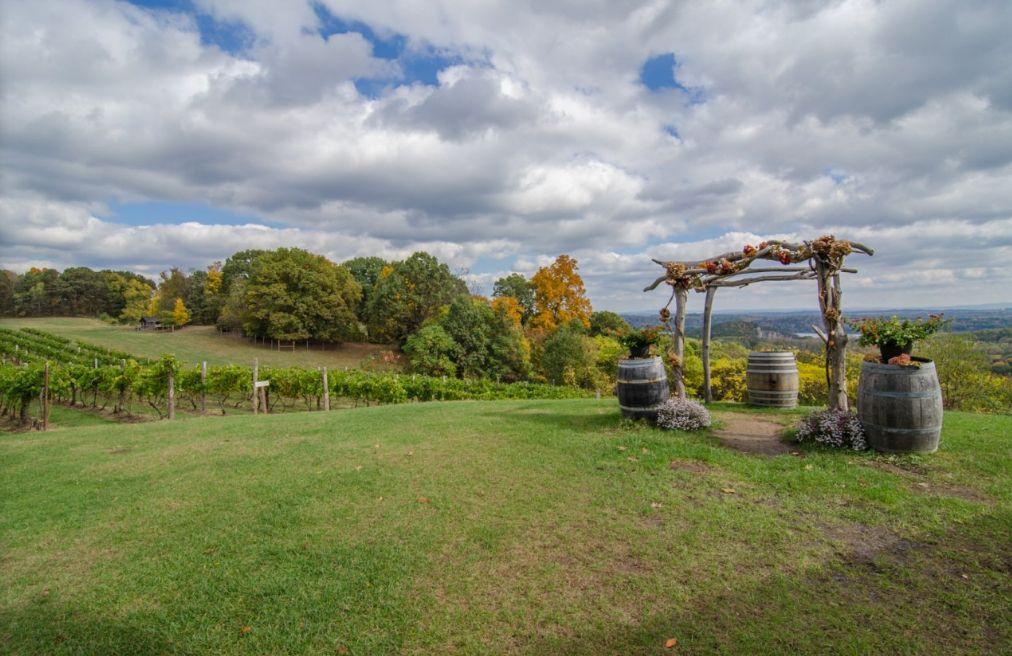 Benmarl winery wedding venue winery wedding venue