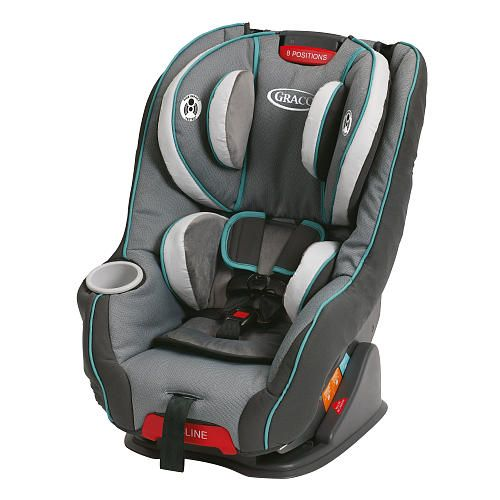 Graco MySize 65 Convertible Car Seat - Tidalwave - Graco - Babies