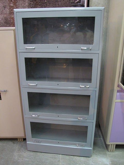 Multiple Shelf Gl Cabinet Another Possibility Barrister Bookcasebookcasesgl Cabinetsgl Doors